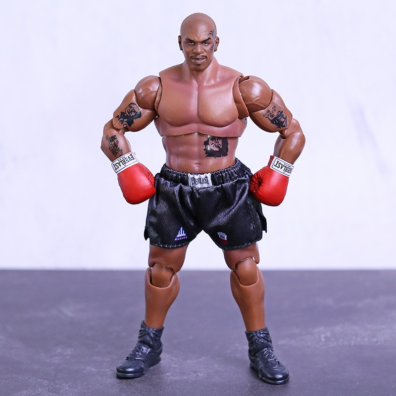 Storm Sammlerstücke Berühmte Boxer Mike Tyson Schluss Runde PVC Action Figure Sammeln Modell Spielzeug