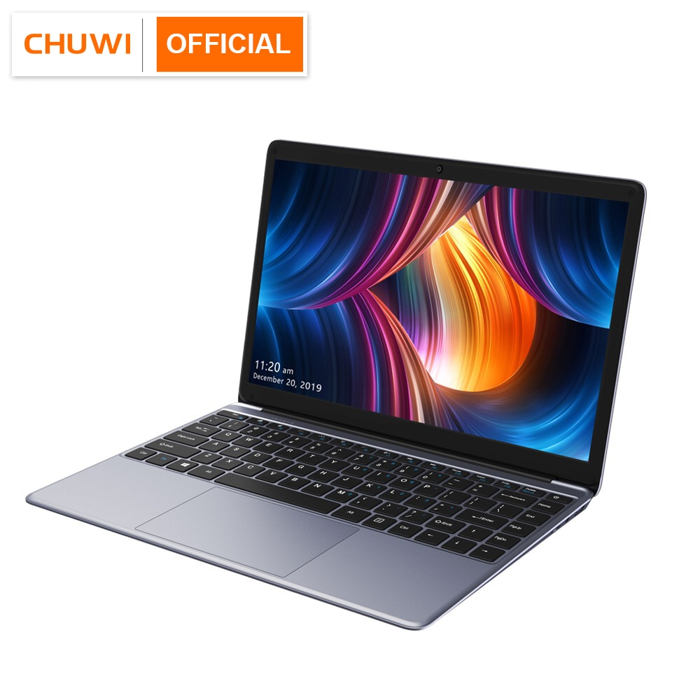 CHUWI HeroBook Pro 14.1 Inch 1920*1080 IPS Screen Intel Celeron N4000 Processor DDR4 8GB 256GB SSD W