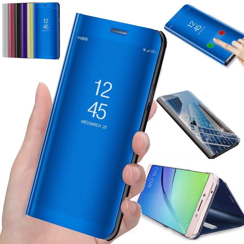 Умный зеркальный флип-чехол для huawei honor 9 s 2020 xonor 9 s s9 honor9s moa-lx9 5,45 Магнитный чехол-книжка для телефона