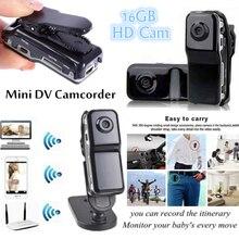 DV Camcorder DVR Video Camera Webcam Support 16GB Realtime Surveillance fotografica moto Sports Helmet Bike Motorbike Camera