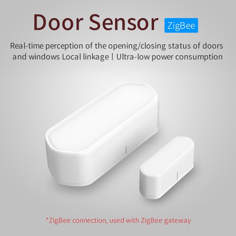 Датчик для окон и дверей YDS22 Smart Life, Wi-Fi датчик открытия окон и дверей, требуется шлюз