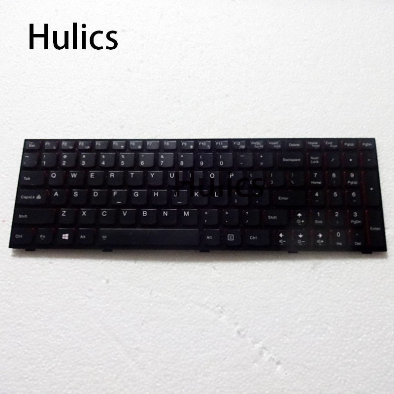 Hulics used Original for Lenovo IdeaPad Y500 Y500N Y500NT Y500S Y510 Y510P Y590 Y590N Laptop keyboard US