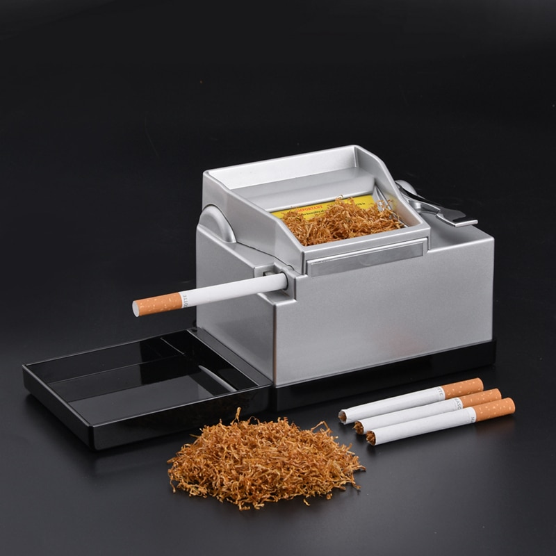 Cigarette Accessories Machine for Tobacco Cigarettes Rolling Paper Weed Wrapping Sheet Smoke Ocb Papers Lighters Smoking Home