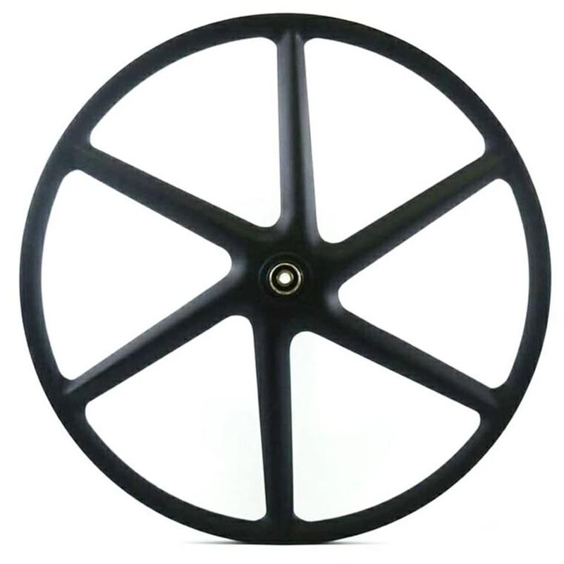 29er MTB juego de ruedas de carbono sin 700C de freno de disco 6 habló ruedas Novatec D881/D882 Centro 29 bicicleta de montaña rueda delantera o trasera