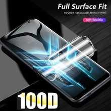 99D Hydrogel Film for Xiaomi Redmi 4X 4A 5A 6A S2 on Redmi Note k30 8T 9s 9 9c 9a 8 8a 3 3S Film Hard Glass 4 Prime 5 Plus 6 Pro
