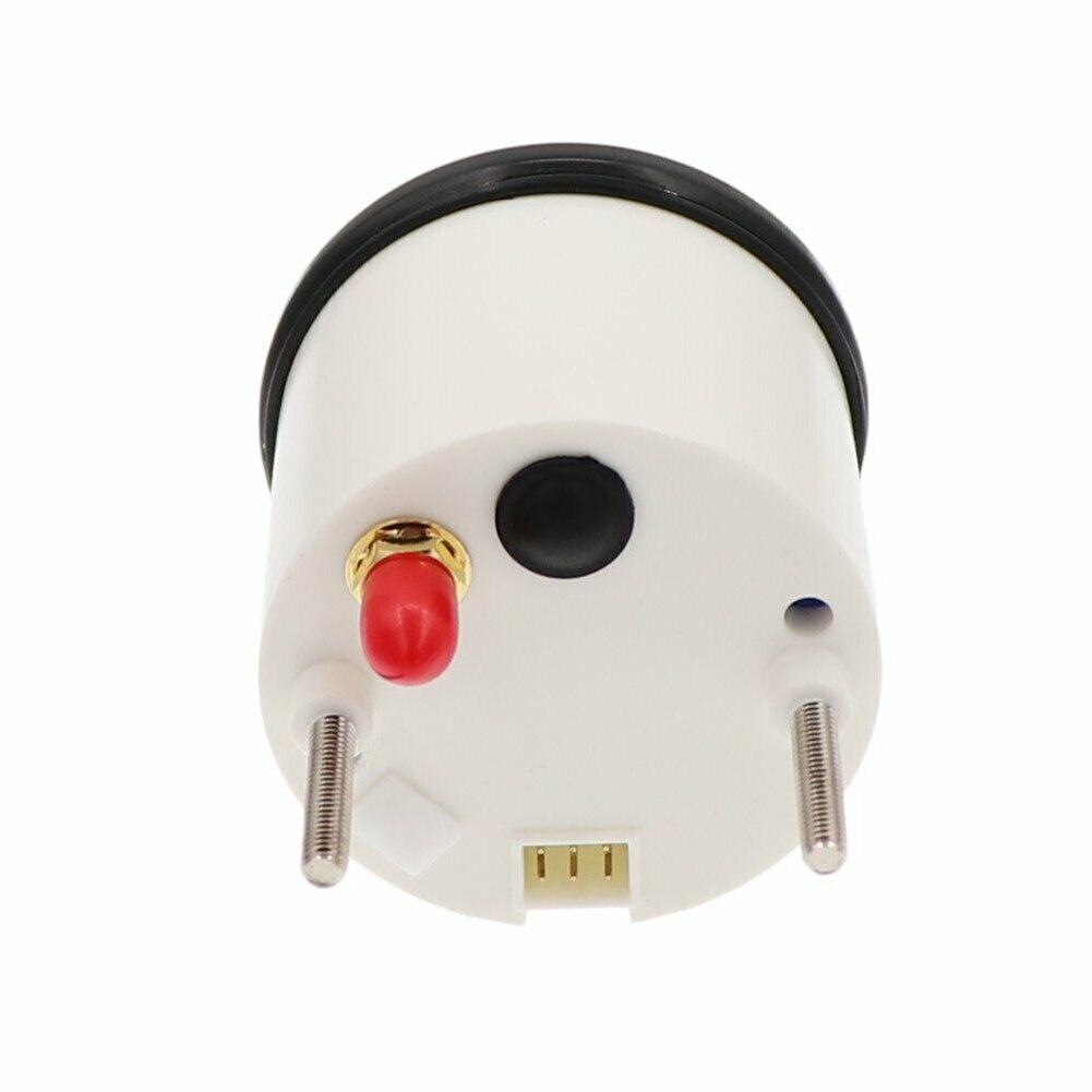 Cuentakilómetros Digital Universal multifunción para navegación con alarma de reemplazo de motocicleta velocímetro de medición GPS de 52mm preciso a prueba de agua