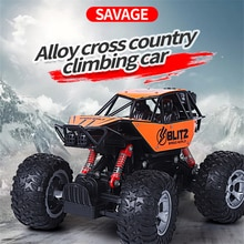 4WD RC Cars 2.4G Remote Control Alloy Climbing Car Vehicle High Speed Remote Buggy Trucks Off-Road T