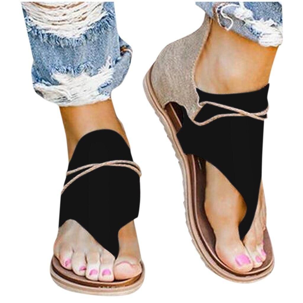 Sagace femmes sandales été pince-orteil chaussures femmes fermeture éclair confortable appartements dame décontracté lumière tongs dames chaussures de plage