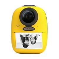 childrens camera polaroid digital camera toy photo printing set small slr mini instant print camera toys for children