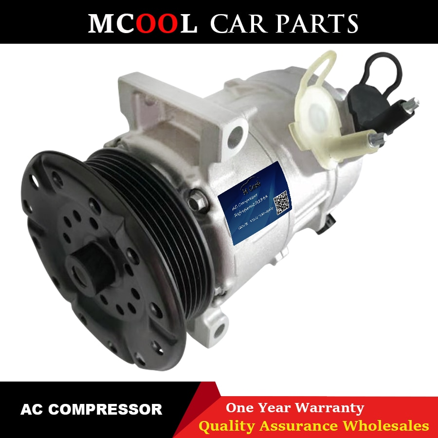 5SE12C compresor de CA para DODGE calibre 1.8L 2.0L 2.4L 2007, 2008 DE 2009 5058228AE 5058228AF 5058228AH 5058228AI 97395, 4710803
