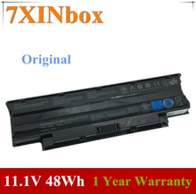 7XINbox 11.1V 48wh J1KND batterie pour Dell Inspiron N3010 N4010 N4050 N4110 N4120 M4040 N5010 N5110 M5010 M5110 14r 1440 1450