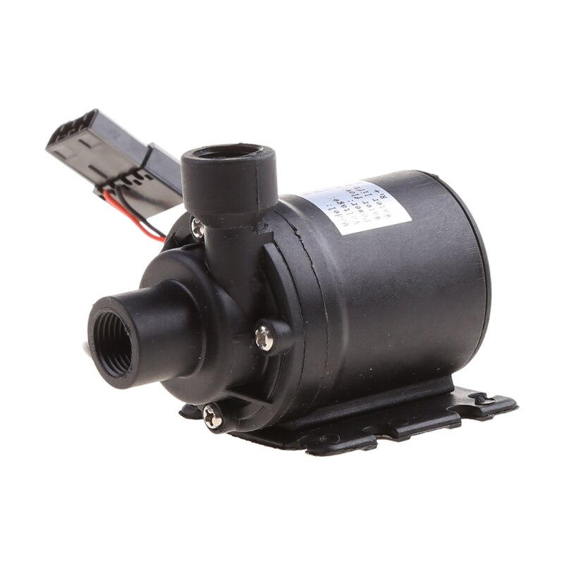 P15D 800L/H 5m DC 12V Solar Brushless Motor Water Circulation Water Pump with 4p plug