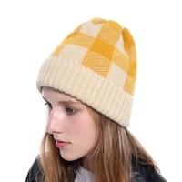 womens girls winter hat slouchy beanie hats knit beanie hats for women men fleece lined ski skull cap slouchy winter hat