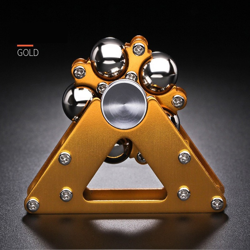 Fidget Antistress Toys Ferris Wheel II Fingertip Spinner Spin Initial Space Decompression Vent Artifact Adult Toy enlarge