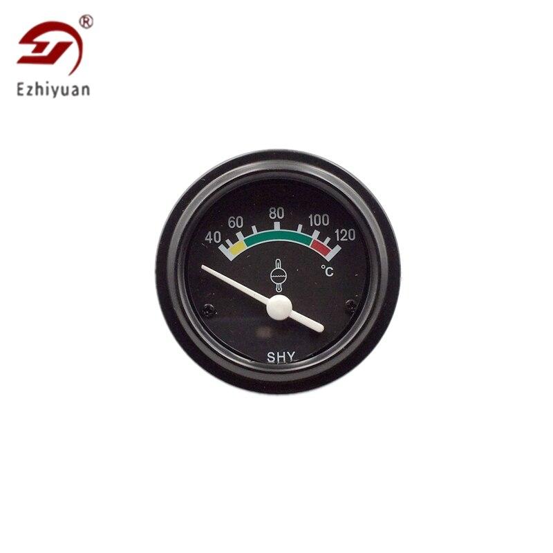 Caja de distribución del generador Ezhiyuan caja de ensamblaje SW224012 medidor de temperatura del agua