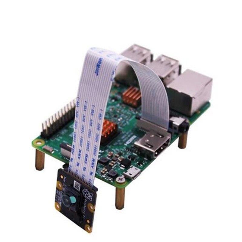 وحدة كاميرا راسبيري بي الرسمية V2 وحدة كاميرا راسبيري بي نوير V2 8MP 1080P كاميرا دعم راسبيري بي 3B/3B +/4B