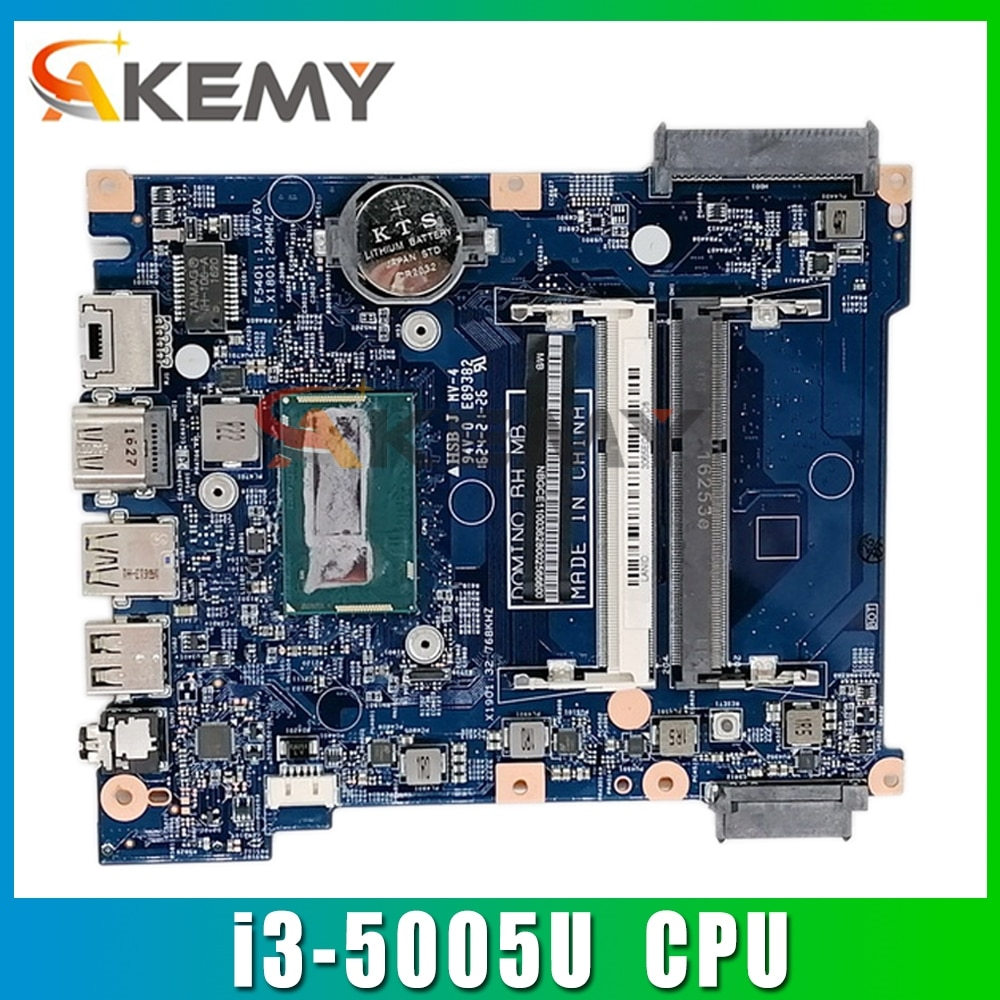 Akemy اللوحة لابتوب أيسر أسباير ES1-571 i3-5005U اللوحة 15300-1 SR27G DDR3 اختبار موافق