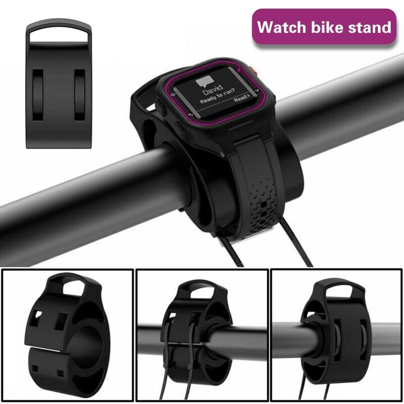 Kit de montaje para manillar de bicicleta para Garmin Forerunner GPS soporte Universal para reloj TomTom para relojes Suunto