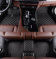 no odor wholy surrounded special car floor mats for jaguar f type durable waterproof carpets