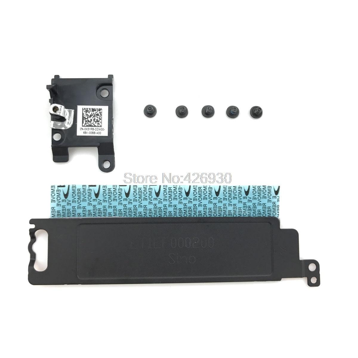 Laptop Plate Bracket SSD Frame For DELL For Latitude E5270 E5470 E5570 M3510 0X3YR8 X3YR8 01X2MT 1X2MT M.2 SSD Caddy New