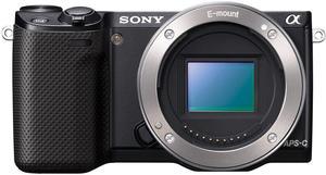 Цифровая беззеркальная камера Sony 16,1 МП, б/у, только 3-дюймовый ЖК-корпус