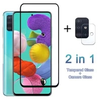 tempered glass for samsung galaxy a51 a71 a50 a70 s8 s9 s10e s20 fe s21 plus note 20 ultra camera lens screen protector glass
