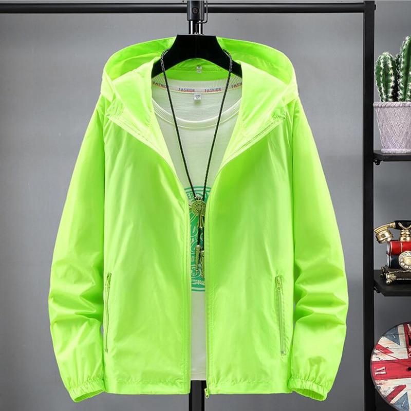 AliExpress - Men Women 8 Colors Quick Dry Anti-UV Thin Ultra-Light Camping Jacket Skin Coat Windbreaker Hiking Jacket S-7XL Asian Size