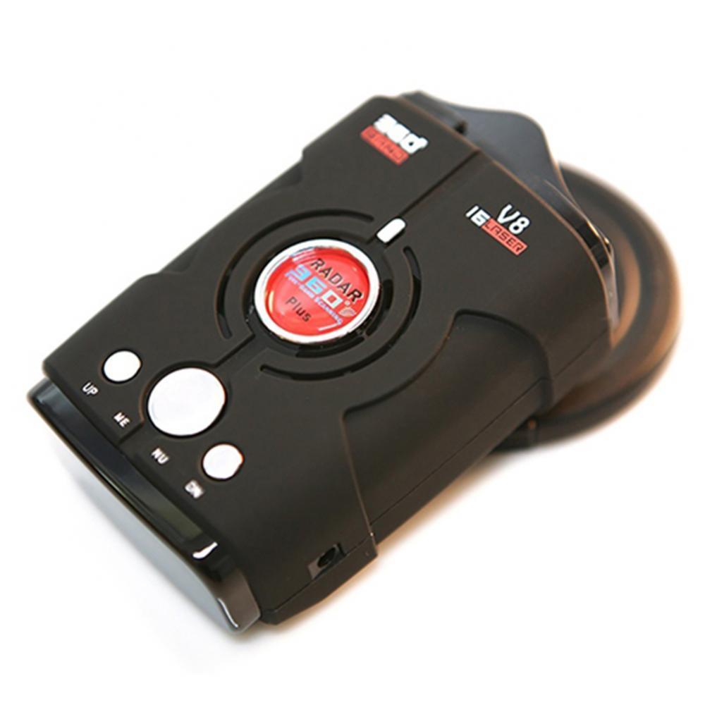 V8 автомобильный детектор радаров полнодиапазонное сканирование улучшенные безопасные лазерные системы защиты