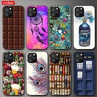 dreamcatcher beer case for iphone 11 12 pro max mini cover for iphone x xr xs max 7 8 6 6s plus 5s se 2020 soft tpu phone fundas