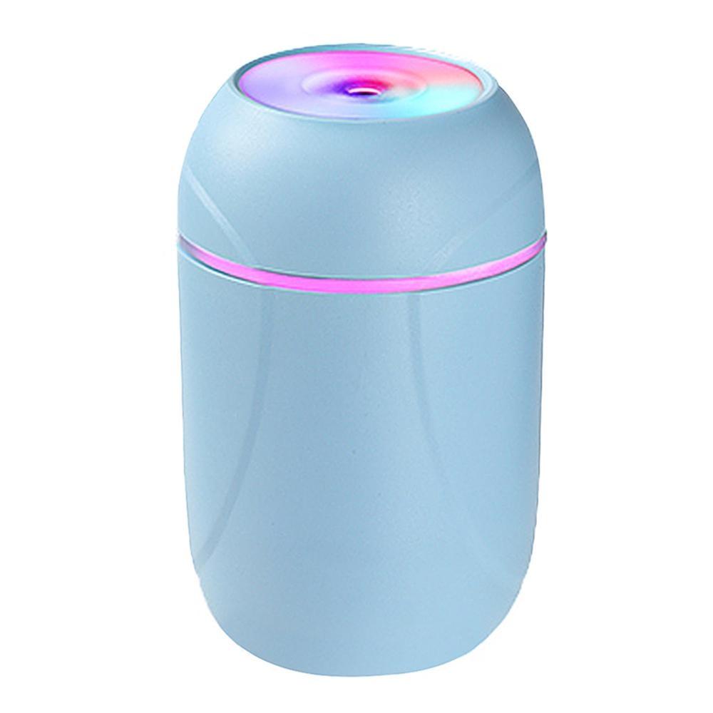 Mini humidificateur dair ultrasonique Portable de 260ML, diffuseur dhuile essentielle et darôme, brumisateur daromathérapie USB, pour maison et hôtel