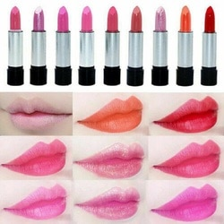 Suave hidratante rouge batom de longa duração lábio rosa vermelho nudes brilho lábio vara maquiagem lábios
