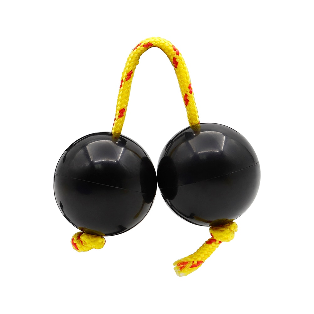 Musical Instrumen Dingling Ball Kids Toys ABS Maracas Percussion Instruments for Party Festival