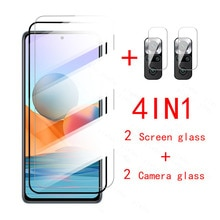 protector glass on redmi note 10 pro camera lens glass tempered glass for xiaomi note 10s 10pro pro