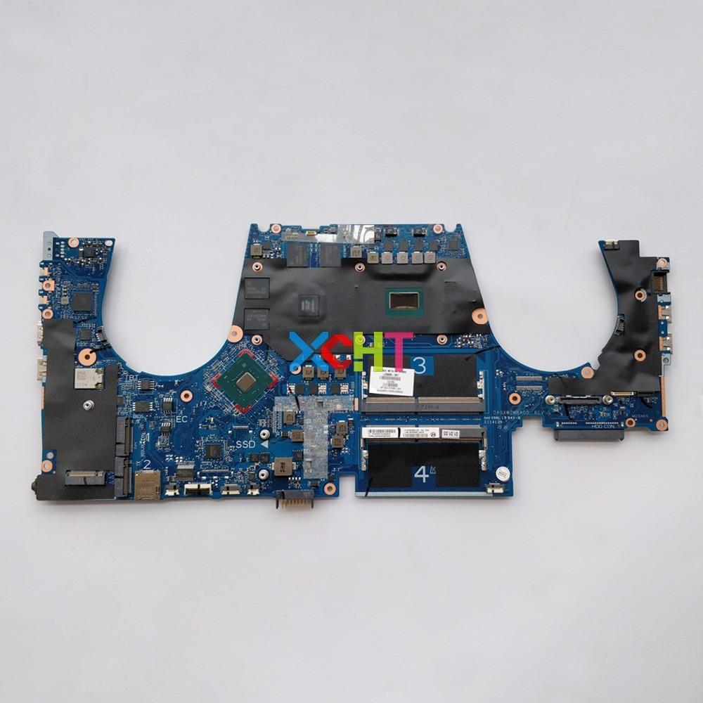 L28696-001 L28696-601 DA0XW2MBAG0 ث N18P-Q3-A1/4 جيجابايت GPU i5-8300H وحدة المعالجة المركزية ل HP ZBook 15 G5 دفتر الكمبيوتر المحمول اللوحة الأم
