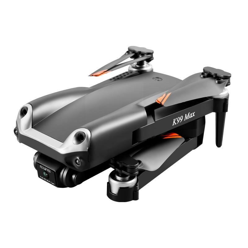 K99max Drone SMet Camera Hd 4K Profesional Erial Fotografie Infrarood Obstakel Vermijden Rc Quadcopter Wifi Fpv Drone enlarge