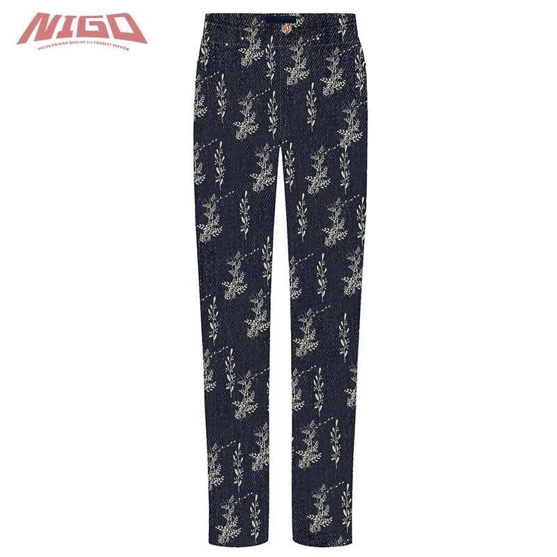 NIGO L 21ss Jeans Denim Pants Code@L28