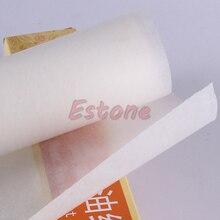Papier de cuisson 500*30cm papier Silicone tapis de cuisson rouleau de cire antiadhésive cuisine L5YE