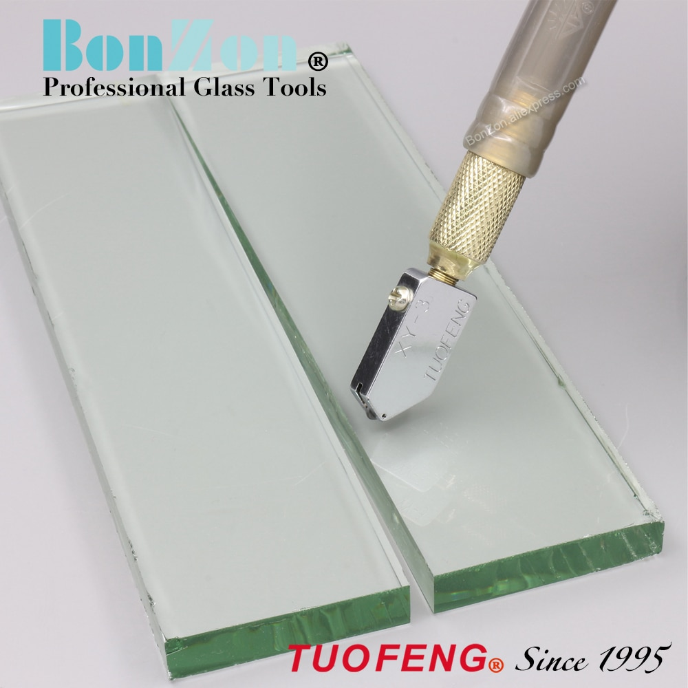 Резак для стекла TUOFENG резак прямого 3 12 мм инструмент резки плитки керамический с