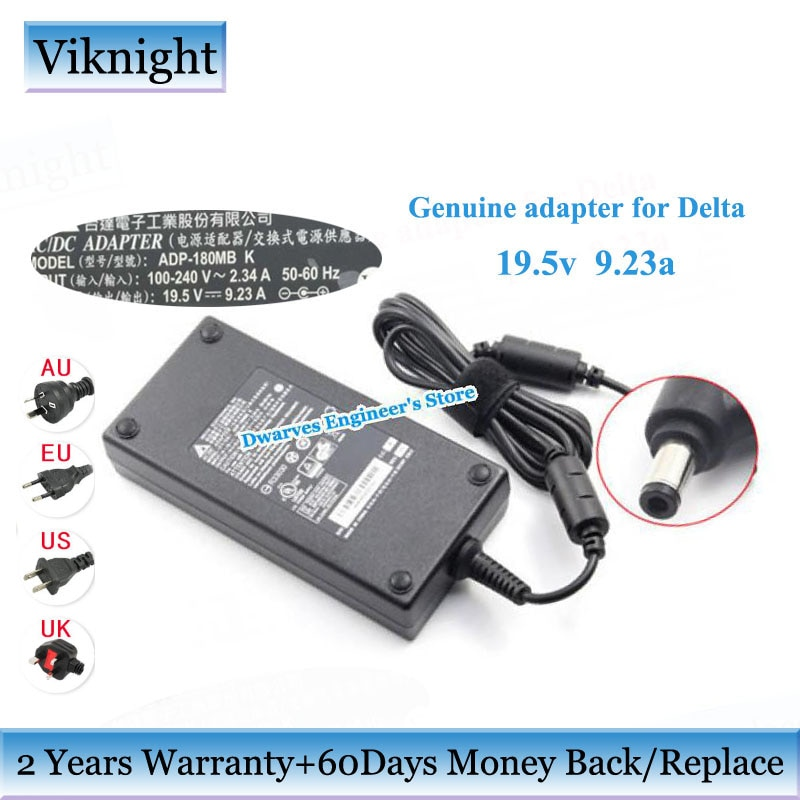 Натуральная ADP-150MB ADP-180MB K 19,5 V 9.23A 180w delta ac адаптер питания для MSI GS63VR 6RF MS-16K2 серии GS65 GS73 GE73