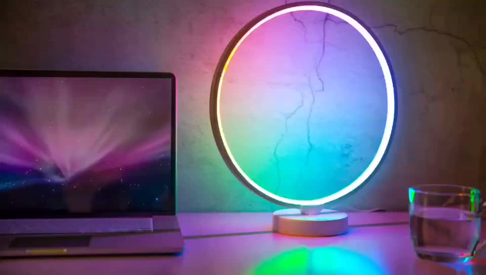 DIY led table touch lamp Auro lamp Auro light for Garden, Party, Patio, Living Room, Bar