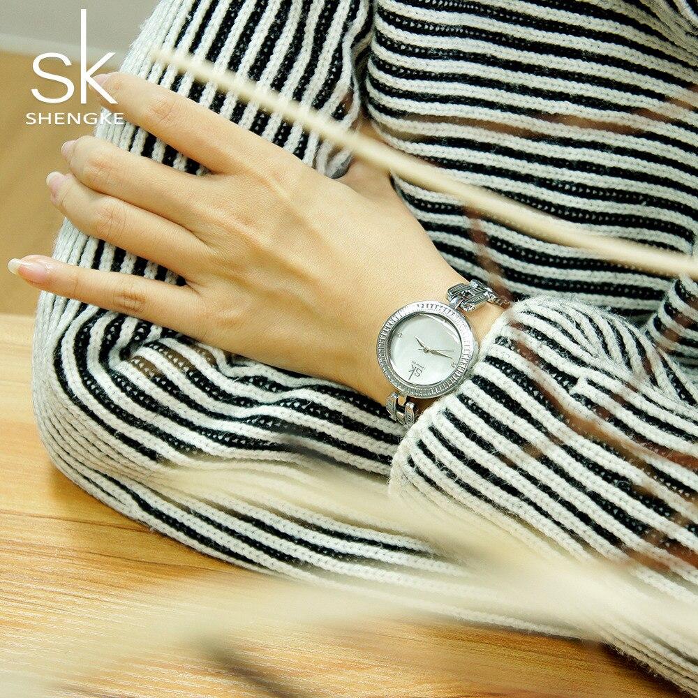 Simple Small Dial Quartz Ladies Watch Woman Watch 2019 Silver Gold 30m Waterproof Stainless Steel montre femme acier inoxydable enlarge
