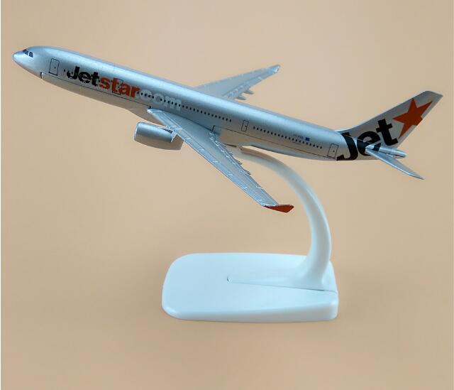 Avión modelo A330 Australian aerolíneas avión A330 JET Metal simulación avión modelo para niños juguetes regalo de Navidad