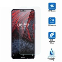 Glass For Nokia X6 2018 Screen Protector For Nokia X6 2018 Tempered Glass For Protective Film For No