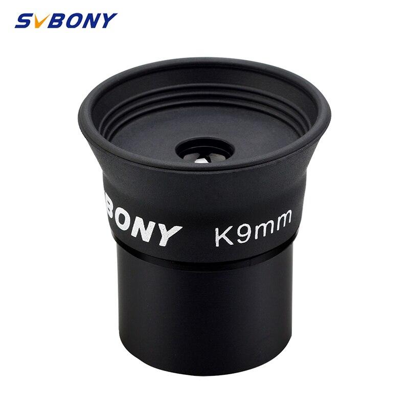 SVBONY 1.25 inches Telescope Eyepiece Accessory Kit Kellner Eyepiece (9 17.5 25mm)