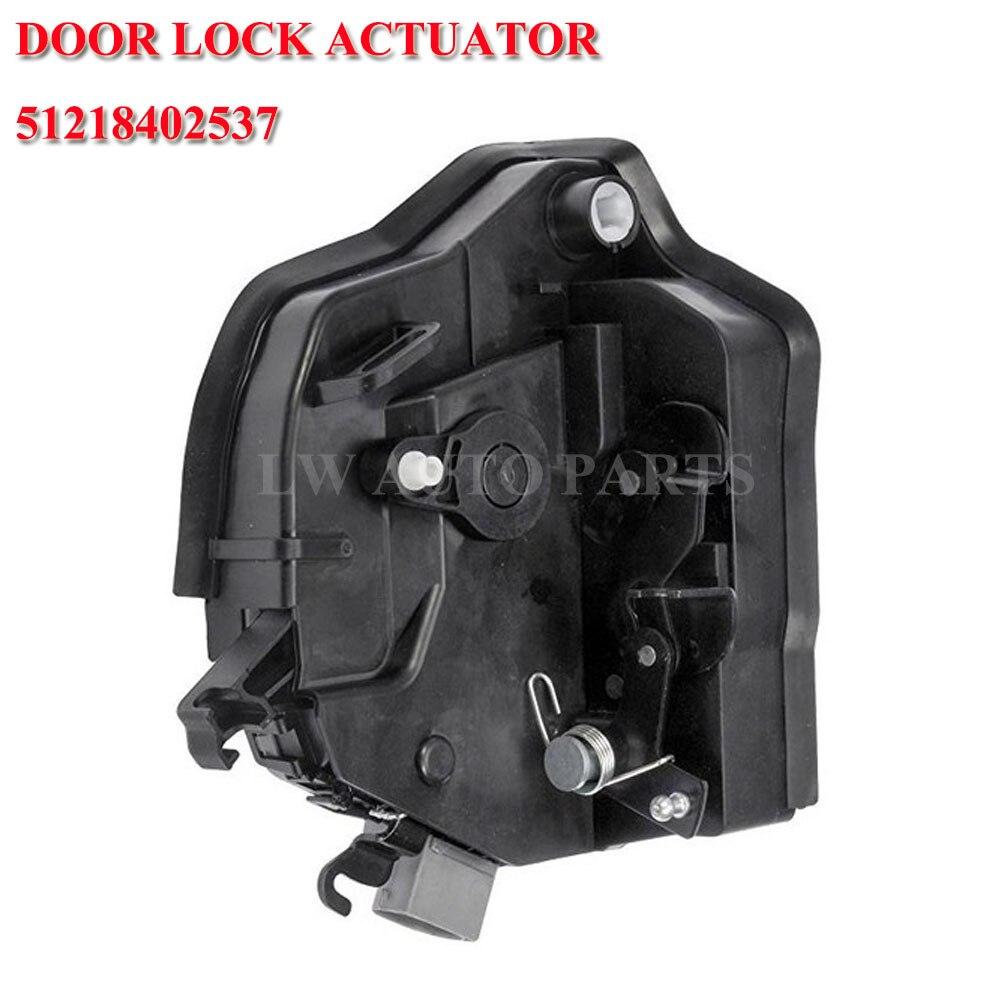 51218402537 937-856 puerta delantera izquierda Bloqueo de alimentación mecanismo de actuador para BMW X5 e53