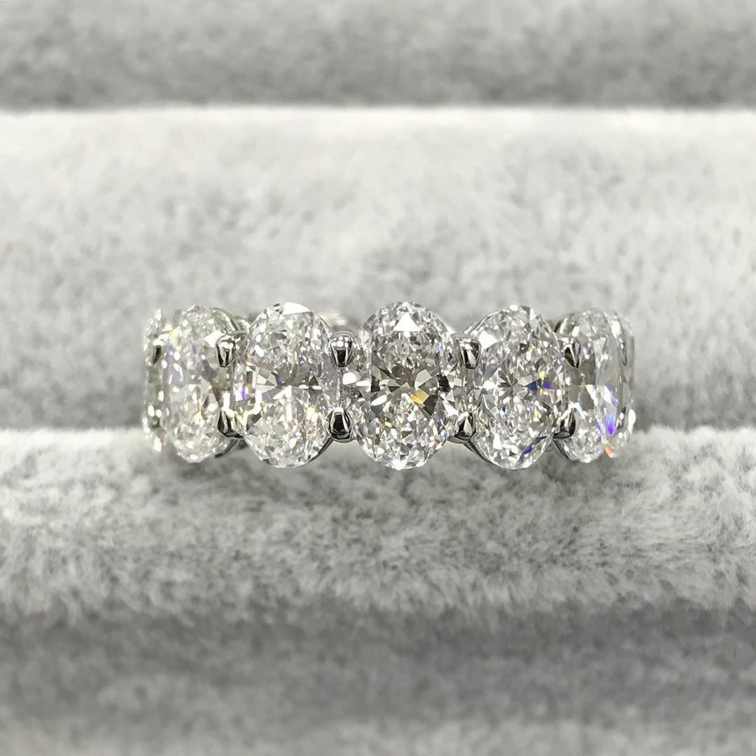 خاتم زواج من الفضة الإسترليني عيار 925 للنساء ، خاتم الخطوبة ، العروس ، الزفاف ، اللون الصلب ، R5343S