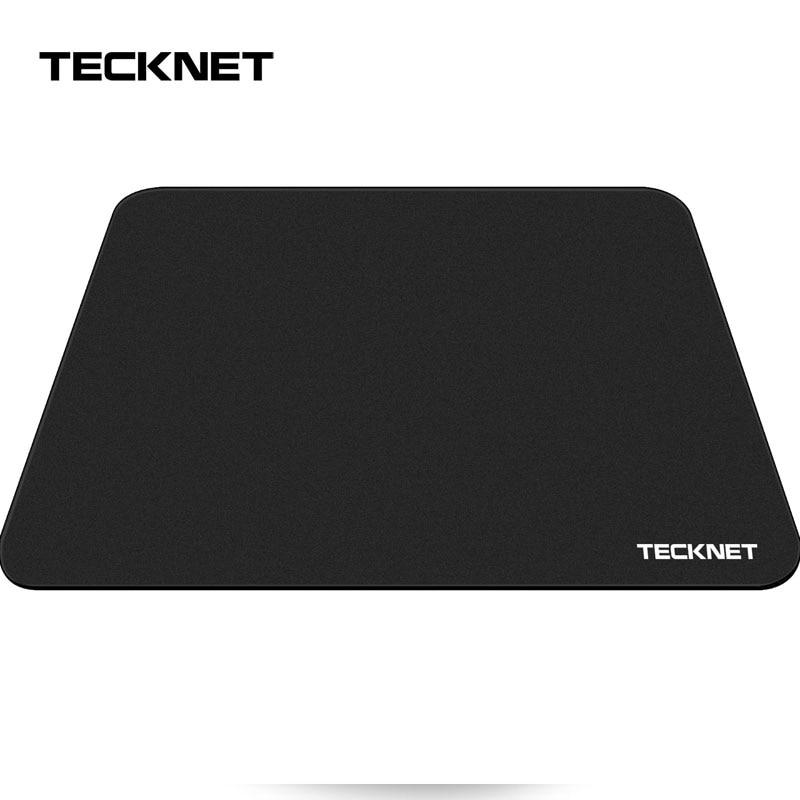TeckNet Размер L коврик для мыши 32x25 см домашний Офисный Компьютерный коврик Нескользящая резиновая основа двойной прошитый коврик для мыши для Logitech Xiaomi