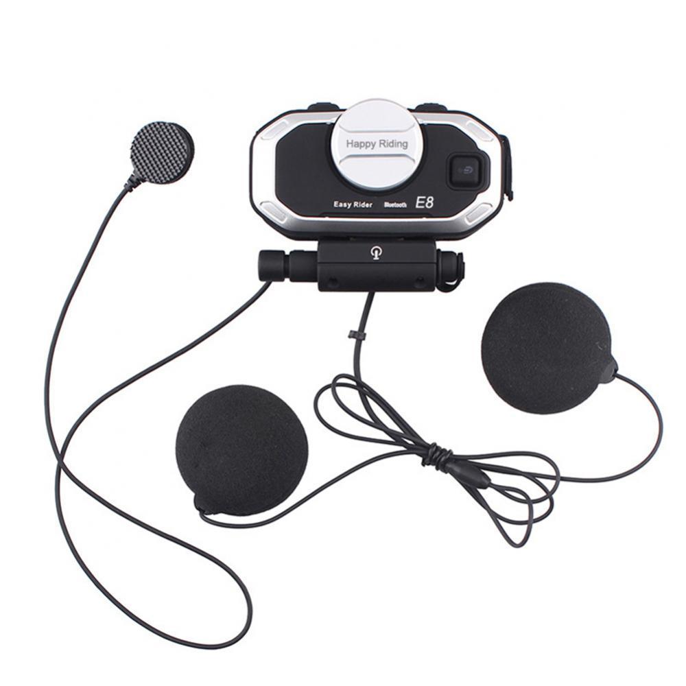 80% Dropshipping!!Motorcycle Hands-free Bluetooth V5.0 Helmet FM Headphone Music Stereo Earphone