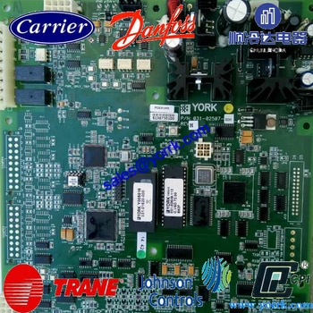 YORK chiller central air conditioning spare parts 331-02507-601 VSD LOGIC BOARD KIT  a