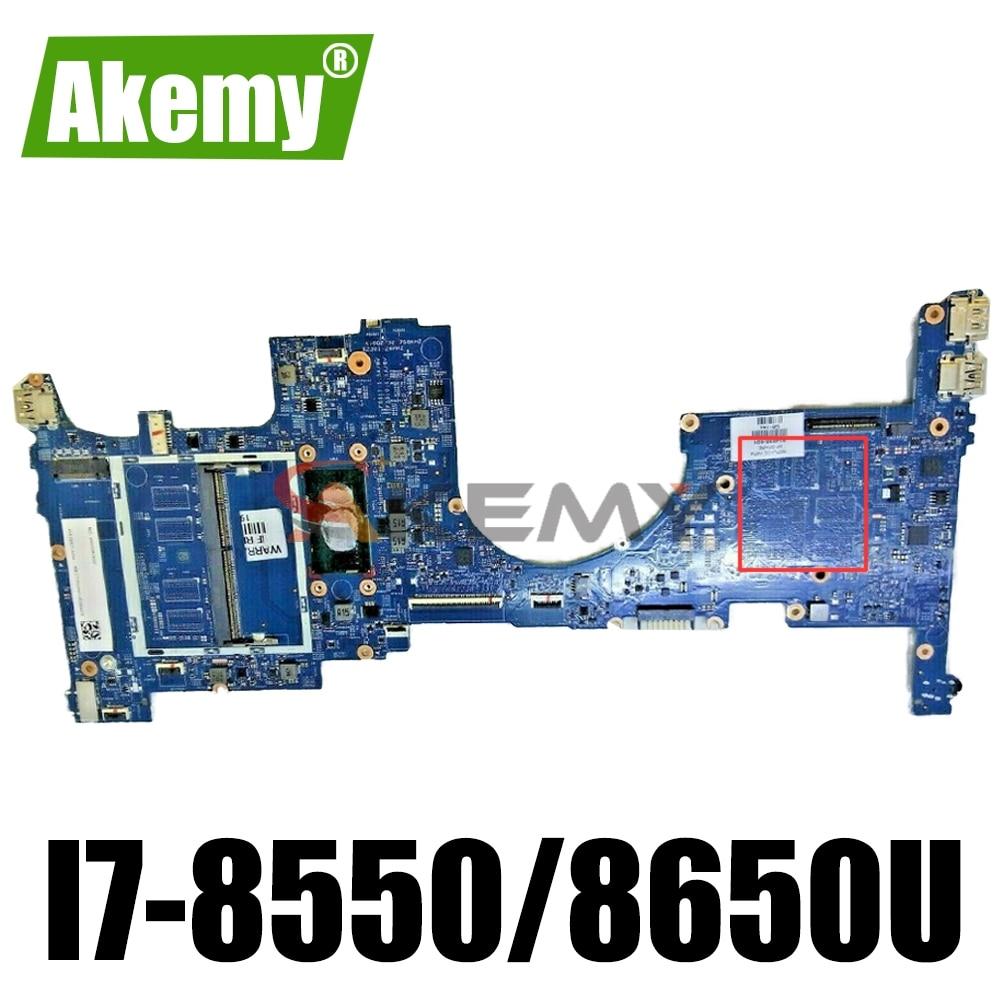 16906-2 ل HP Envy X360 15-BP 15M-BP اللوحة الأم الكمبيوتر المحمول 448.0BX11.0021 اللوحة الرئيسية مع I7-8550/8650U 100% اختبارها بالكامل